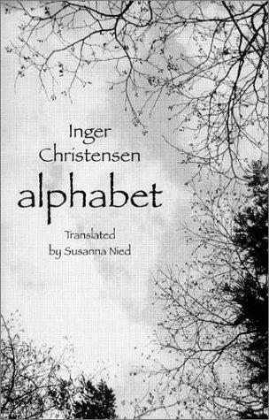 Alfabet by Inger Christensen