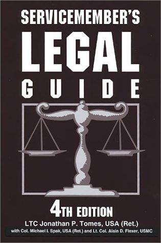 Download Servicemember's legal guide