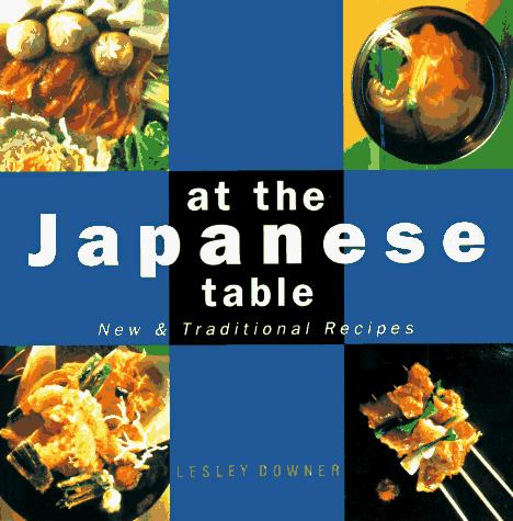 Download At the Japanese table