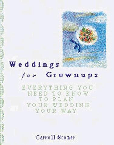 Download Weddings for grownups