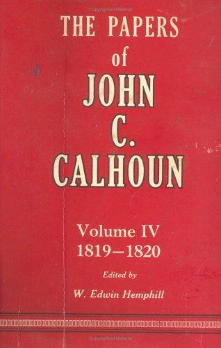 Download Papers of John C Calhoun