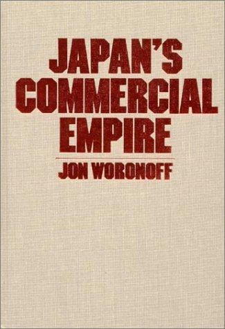Download Japan's commercial empire