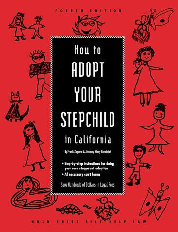 Download How to adopt your stepchild in California