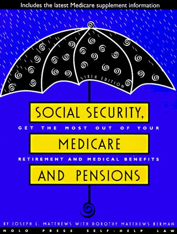 Download Social security, medicare, and pensions