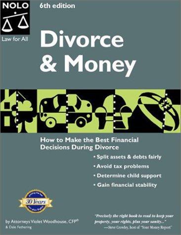 Download Divorce and money