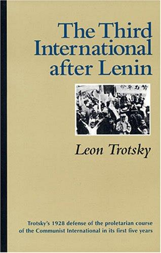 Download The Third International after Lenin