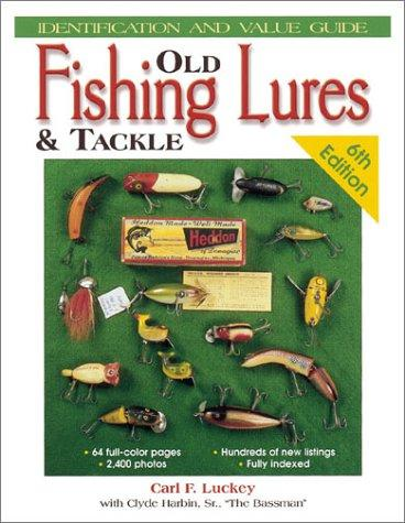 Download Old fishing lures & tackle