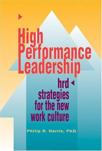 Download High Performance Leadership