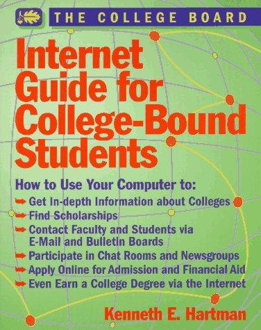 Internet guide for college-bound students