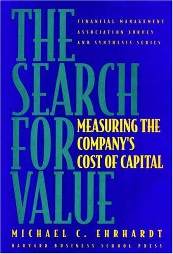 The Search for Value