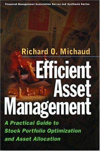Efficient asset management