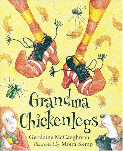 Download Grandma Chickenlegs (Picture Books)