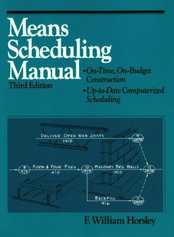 Download Means scheduling manual