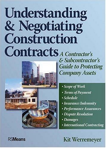 Download Understanding & Negotiating Construction Contracts