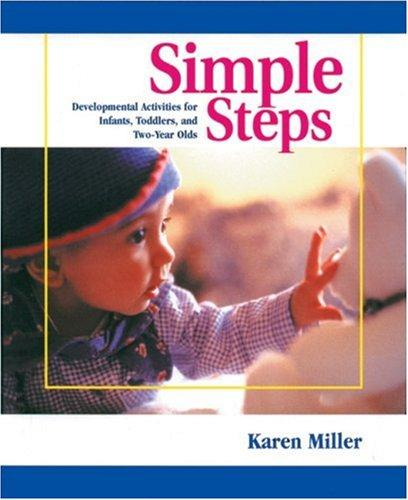 Simple Steps, Miller, Karen