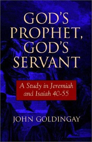 Download God's Prophet, God's Servant