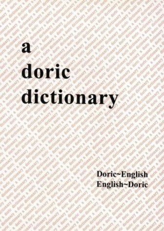 Download Doric Dictionary