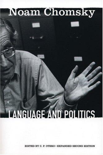 Download Language and Politics