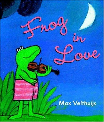 Download Frog in love