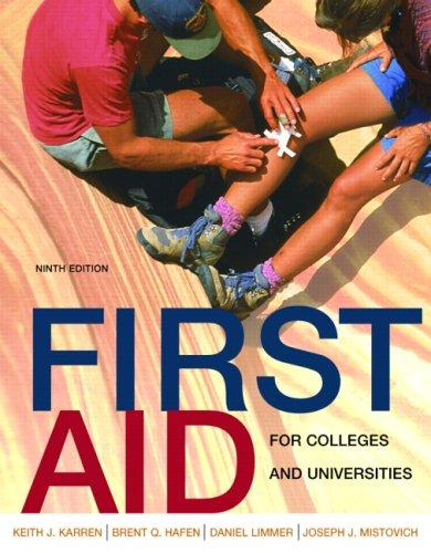 Download First Aid for Colleges and Universities (9th Edition)