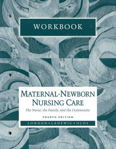 Maternal Newborn Nursing Care