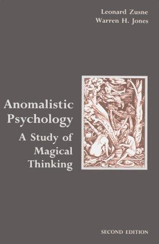 Download Anomalistic psychology