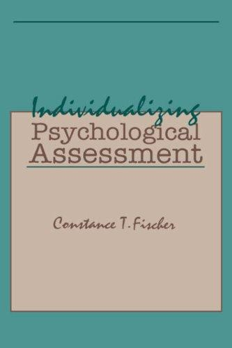 Download Individualizing Psychological Assessment