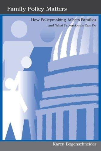 Download Family Policy Matters