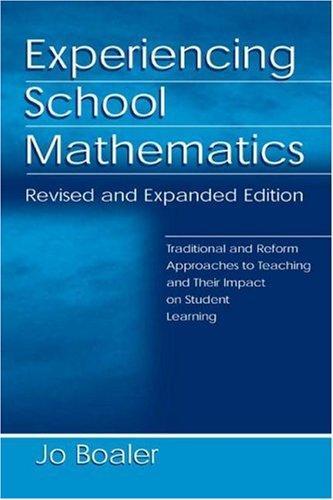 Download Experiencing School Mathematics