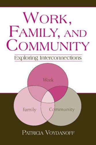 Download Work, Family, and Community