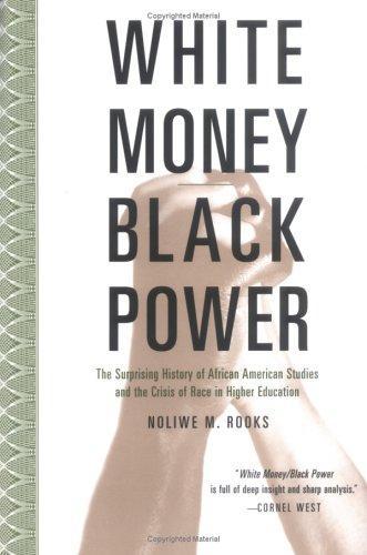 Download White money/Black power