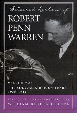 Download Selected letters of Robert Penn Warren