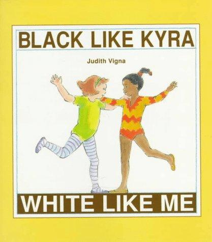 Black Like Kyra, White Like Me