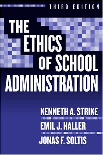 The ethics of school administration