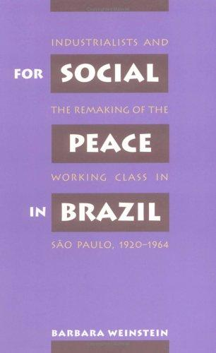Download For Social Peace in Brazil
