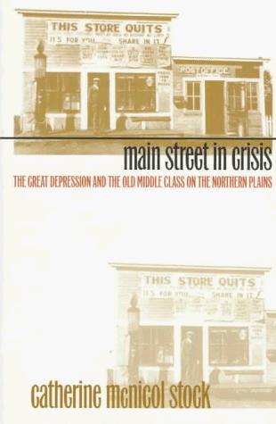 Download Main Street in Crisis