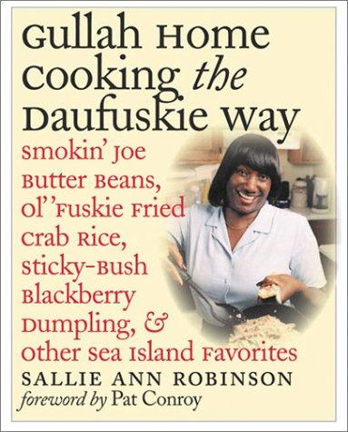 Download Gullah Home Cooking the Daufuskie Way
