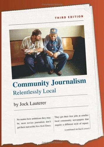 Download Community journalism