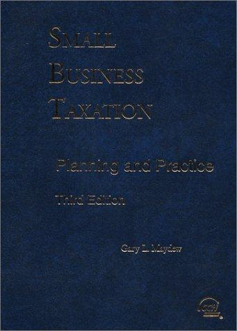 Download Small business taxation