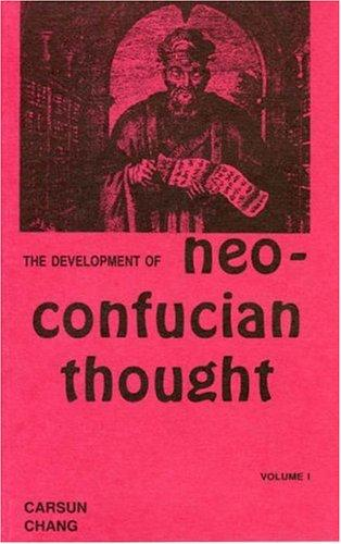 Development of Neo-Confucian Thought