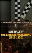The liberal awakening (1815-1830)