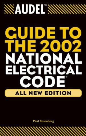Download Audel Guide to the 2002 National Electrical Code