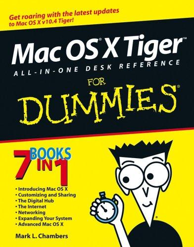 Download Mac OS X Tiger All-in-One Desk Reference For Dummies