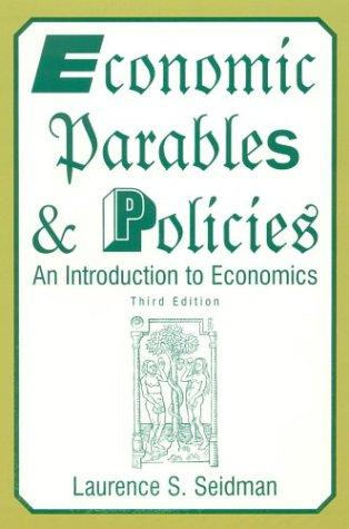 Download Economic Parables and Policies