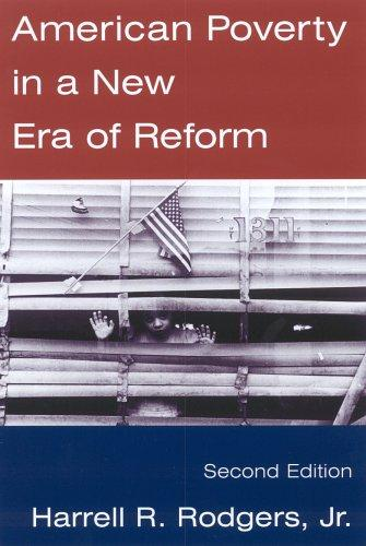 American poverty in a new era of reform