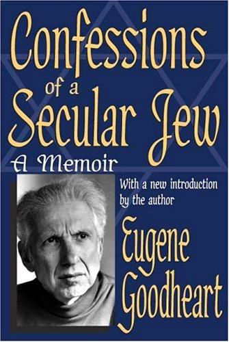 Download Confessions of a secular Jew
