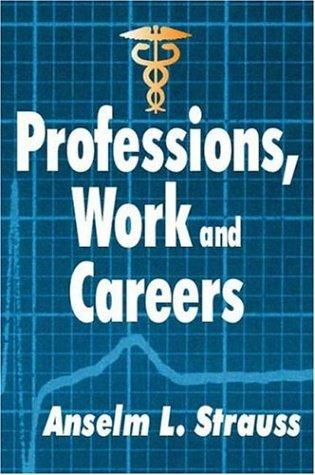 Download Professions, work, and careers