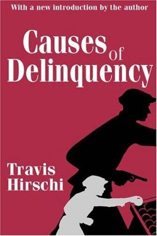 Download Causes of Delinquency
