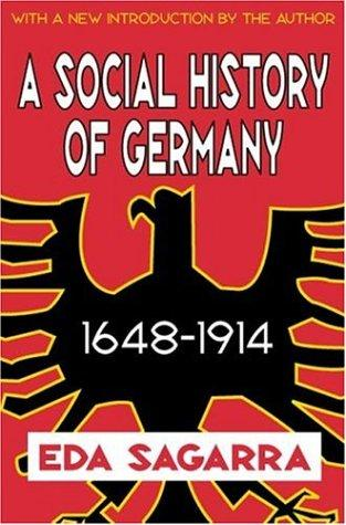 A Social History of Germany 1648-1914