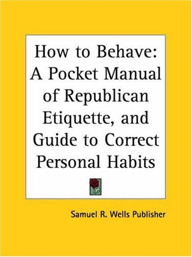Download How to Behave